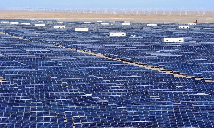 日媒:中国成为最大光伏发电国家