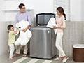 LG钢净洗衣机评测