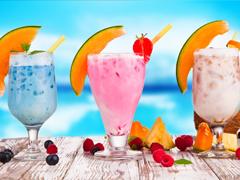 冰淇淋、酸奶、果汁 五款冷饮利器驾临