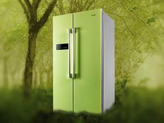 展现英伦之风 达米尼艺术冰箱欣赏