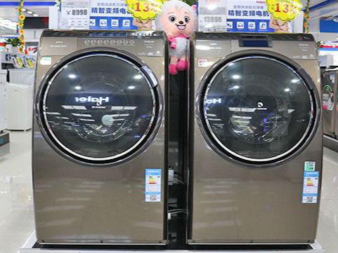 功能多噪音小 三洋滚筒洗涤衣物没烦恼