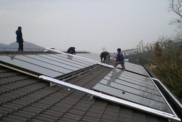 """[宁波]被拆的太阳能热水器有望""""起死回生"""""""