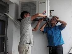 天热促空调销售红火 安装问题随之井喷