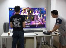 用电视玩游戏硬件强大到没朋友