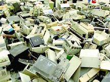 2015前两季度电子垃圾规范处理种类、数量
