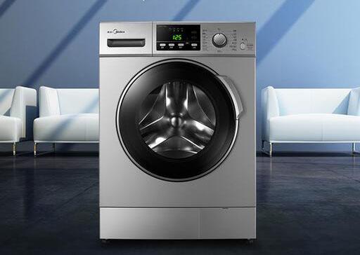 节能变频优化内筒 美的滚筒洗衣机疯抢