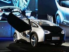 再现跨界者:太阳能汽车搅局新能源车市