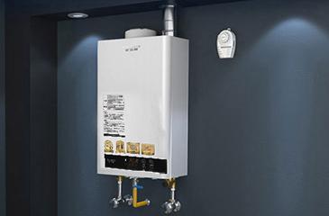 豪华沐浴 A.O.史密斯JSQ33-N3L燃气热水器