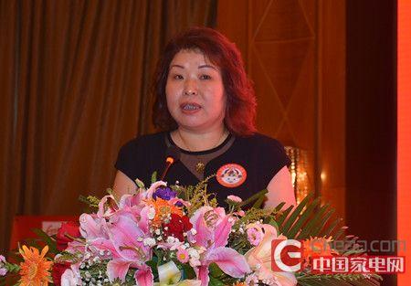 北京国美 总经理  李正红