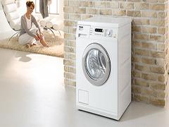 洗衣机出现异味和舱门橡胶圈发霉怎么办?