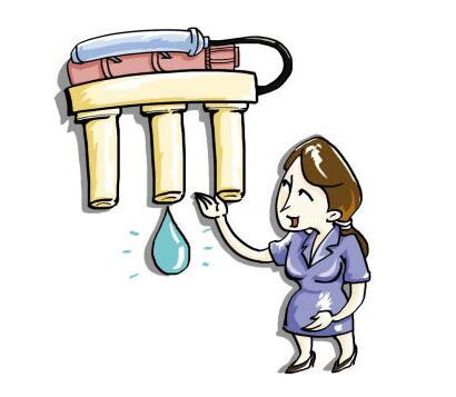 这个问题深了!告诉你净水器由什么组成?