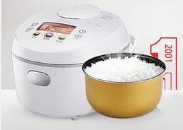 好米饭蒸出来 电饭煲选购和使用技巧揭秘