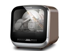 无需安装更省事 九阳X5洗碗机低价来袭