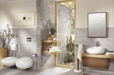 一站式购齐 经济实用型卫浴间得这么装