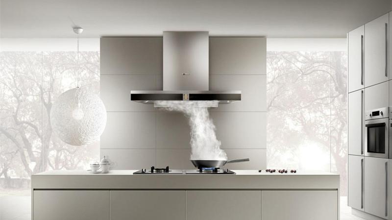 厨房装修必备:抽油烟机的选择与安装