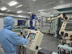 助力面板国产化:首条G8.5玻璃基板线量产