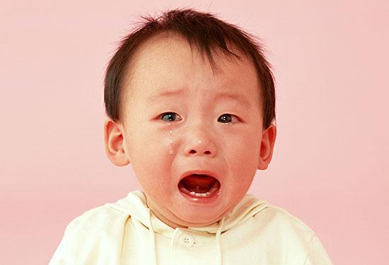 宝宝流了好多泪 推荐几款净水器给宝宝补水