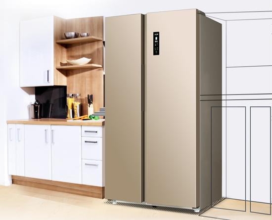 当变频邂逅时尚 美菱大容量冰箱品质回归