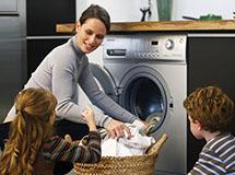 销售增长疲软 洗衣机厂商寻求智能突破