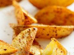 生活厨房:教你用烤箱做美味椒盐薯角