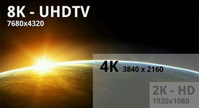 8K电视普及速度远超4K 未来几年成主流?