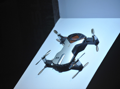 曼塔智能开辟国内消费级无人机新领域