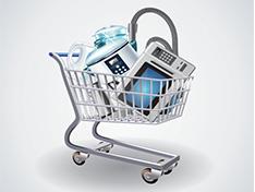 八月家电大促坐定网购狂欢第三把交椅