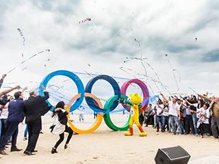 奥运营销 , 哪家乐虎娱乐手机官网品牌霸气