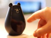 万能小熊遥控器 用手势控制可全屋家电
