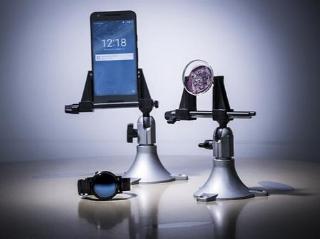 黑科技:隐形眼镜通过Wi-Fi对话智能手机
