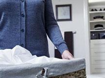 别让洗衣机变衣服杀手10次机洗纤维竟这样了
