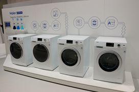 细致洗护新升级 海尔高端洗衣机赢在IFA