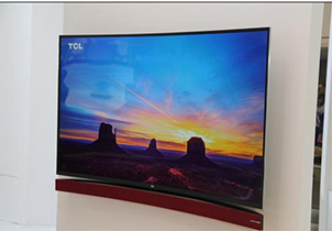 IFA2016 TCL TV+量子點電視大放異彩