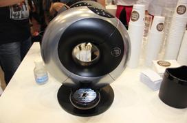 品质与简捷同享 雀巢胶囊咖啡机登陆IFA2016