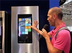 """IFA2016:不仅""""冻""""人 冰箱也有黑科技"""