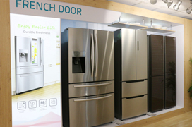 飙科技展实力 海信智能冰箱玩转IFA2016