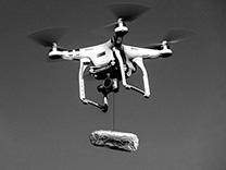 懒人福利!谷歌要在大学测试无人机送餐