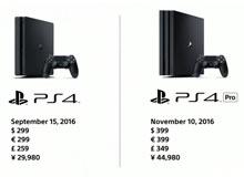 轻薄性能都给你 PS4 Slim与PS4 Pro登场