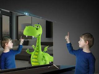 电视玩Pokemon? 点赞全球首款AR电视