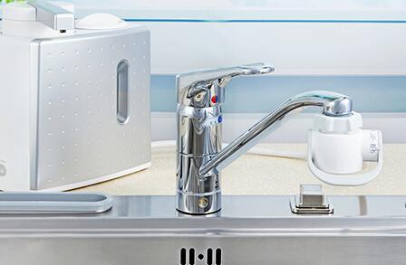 缔造台上净水新可能 三菱丽阳Q601净水器