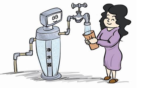 净水器寿命也是能提高哒!怎么维护看你啦