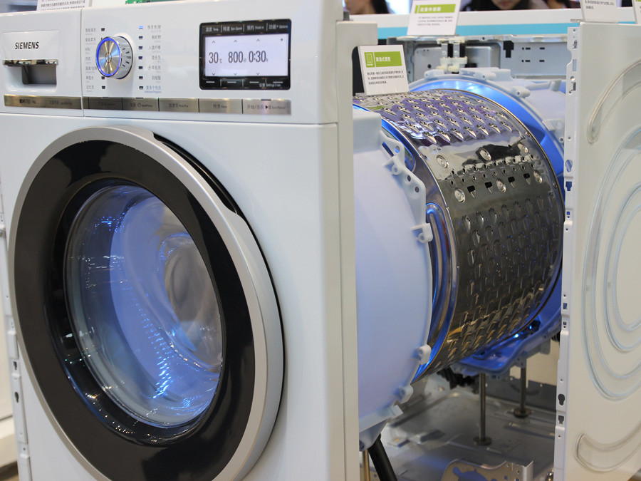 大势所趋 五款变频滚筒洗衣机精选