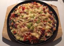 在家也能做西餐 家庭创意菜意式焗烤茄子