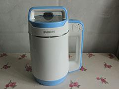 小清新色调 飞利浦HD2069豆浆机使用体验