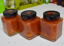 独家自制番茄酱 让你轻松享健康美味