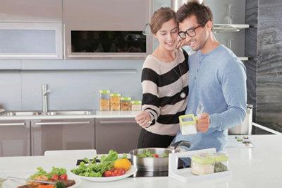 厨房够逼格生活品质高 高端厨电组合方案