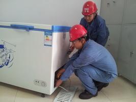 展示冷柜如何换排水管 展示冷柜如何保养