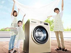 智享变频新生活 海尔10公斤滚筒洗衣机评测