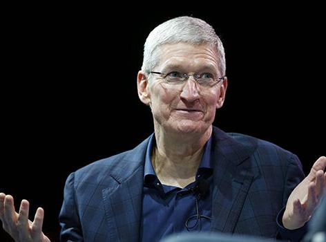 苹果CEO库克或将担任美国副总统?