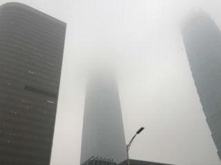 最大空气净化器在京测试 雾霾困境能否解决